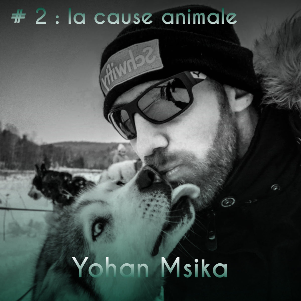 Couverture Podcast #2 Yohan Msika