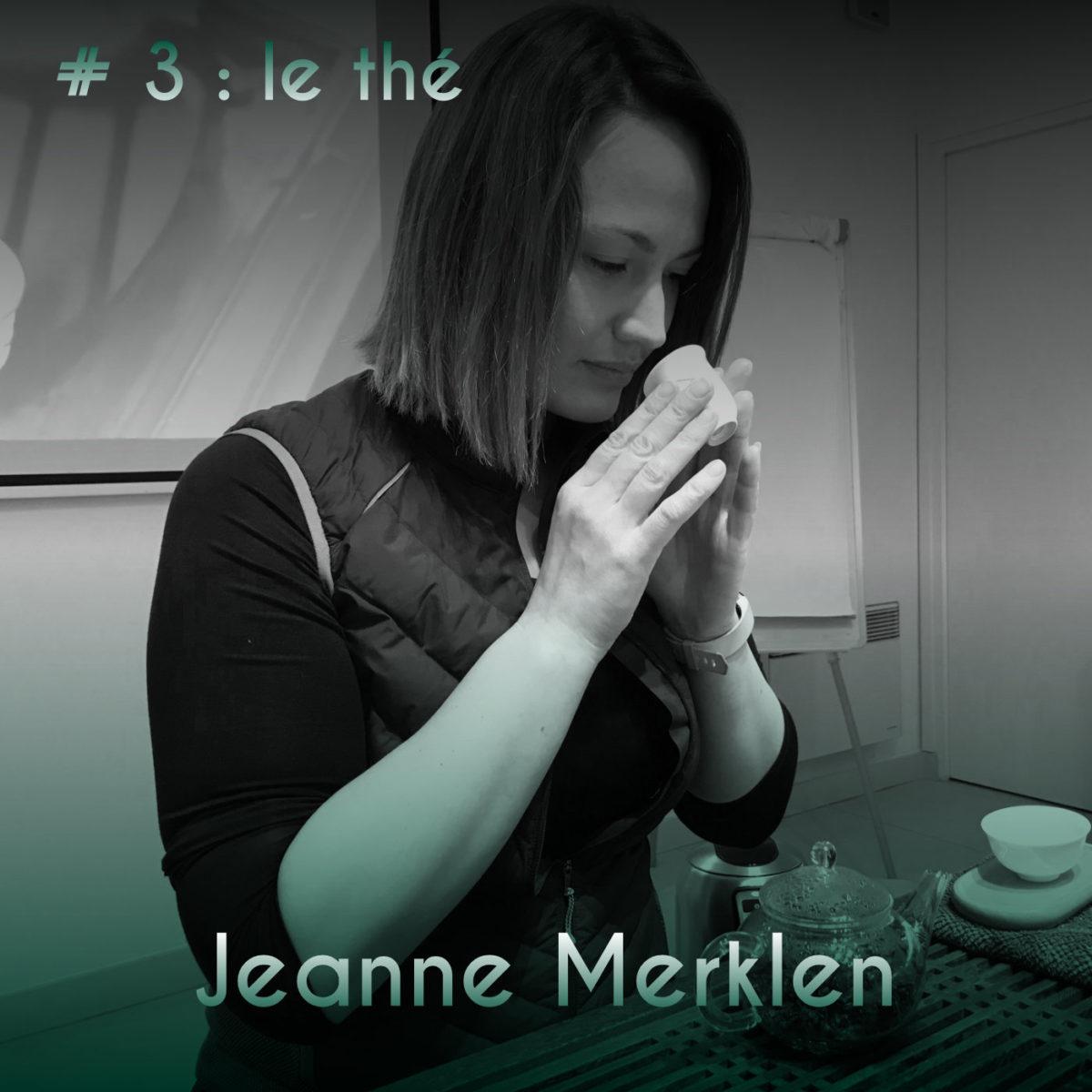 Couverture Podcast #3 Jeanne Merklen
