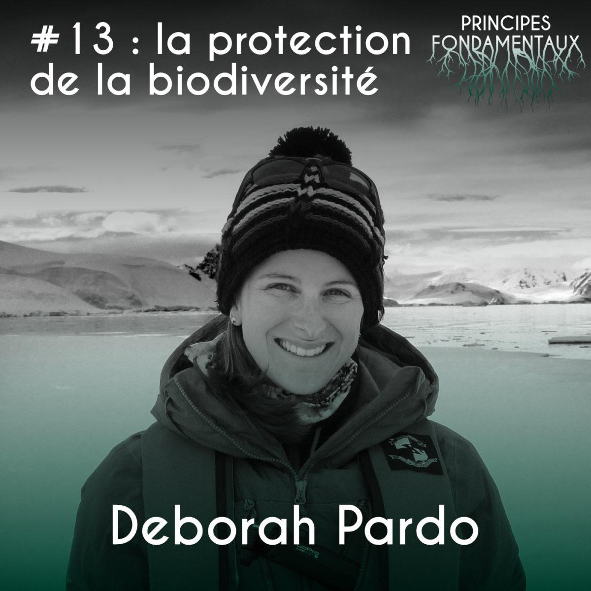 Couverture Podcast #13 Deborah Pardo
