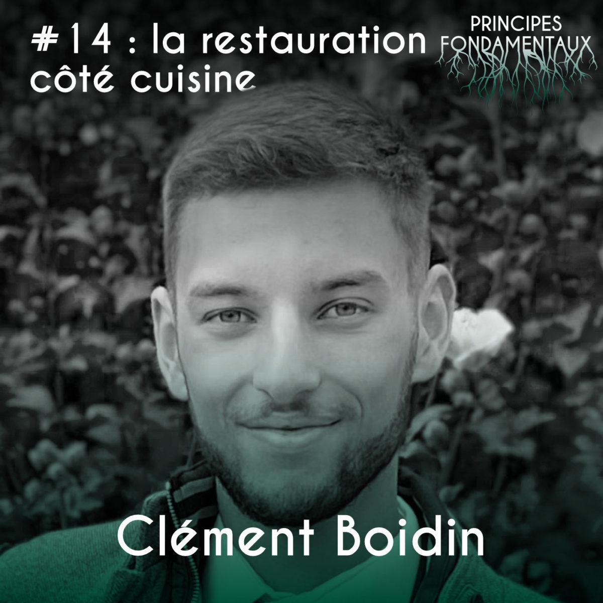Couverture Podcast #14 Clément Boidin
